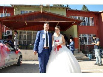 (özel Haber) Önce Sandık, Sonra Düğün