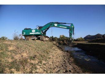 Seydişehir'de Kuğulu Vadisi Projesi'nde Çalışmalar Başladı