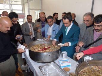 Tunceli Üniversitesi'nde Aşure Günü Etkinliği