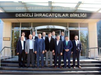 Denizlispor'dan Denib'e Ziyaret