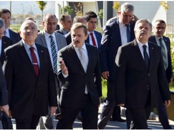 Milli Savunma Bakanı Gönül Erzincan'daki Ziyaretlerine Devam Ediyor
