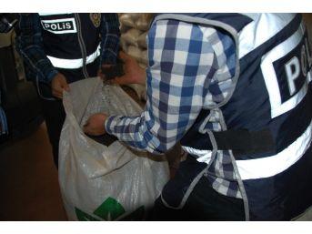 Gaziantep'te 21 Ton Kaçak Çay Ele Geçirildi