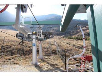 Orman Bölge, Kayak Merkezinin Kiralama İhalesini Onayladı