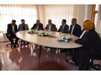 Ak Parti Konya Milletvekillerinden İlçelere Teşekkür Ziyaretleri