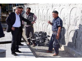 """Başkan Tutal: """"kent Meydanı Büyük Eksiklikti"""""""