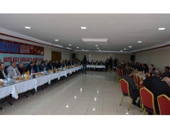 Kulu'da Doğal Gaz İçin İstişare Toplantısı