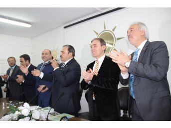 Bakan Veysel Eroğlu, Kütahya'ya 30 Yeni Yatırım Müjdesi İle Geldi