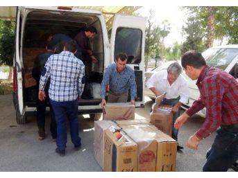 Mersin'de 25 Bin Paket Kaçak Sigara Ele Geçirildi