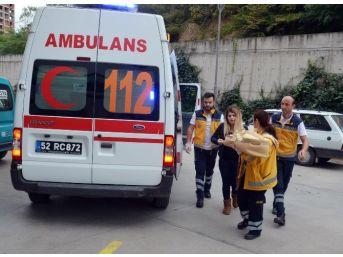Kalorifer Kazanından Sızan Gazdan 5 Kişi Zehirlendi