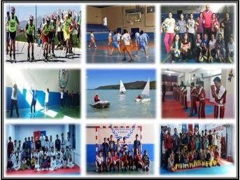 Tatvan'da Lisanlı Sporcu Sayısı 7 Bine Ulaştı