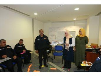 Gaziantep Büyükşehirden Erkeklere Kadına Yönelik Şiddeti Önleme Eğitimi