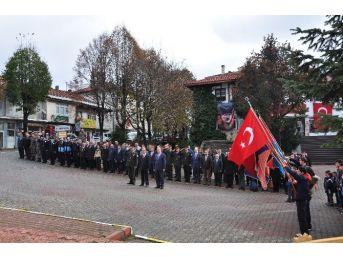 Azdavay 'da 10 Kasım Töreni