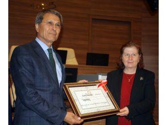 Mazbatasını Alan Mhp Kayseri Milletvekili Prof. Dr. Yusuf Halaçoğlu: