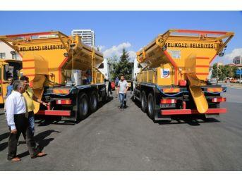 Melikgazi Belediye Araçları Trafik Sigortalı