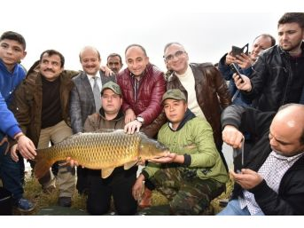 Kartepe Sazan Balığı Tutma Yarışması Sona Erdi