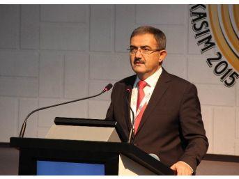 Rektör Adayı Şahin: