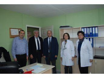 Çerkezköy Belediyesi Sağlık İşleri Müdürlüğü Yeni Yerinde Hizmete Başladı