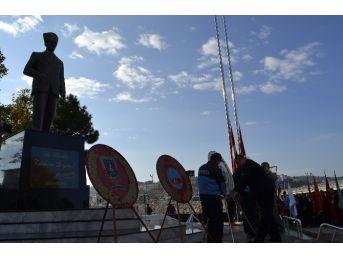 Alaplı'da 10 Kasım Atatürk'ü Anma Töreni