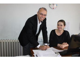 Eski Belediye Başkanı Çimenoğlu Organlarını Bağışladı