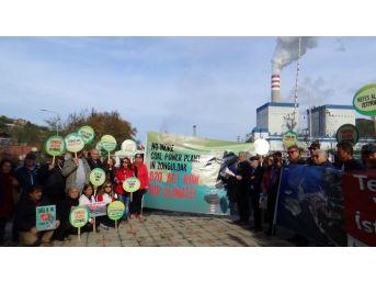 Zonguldak'tan G-20'yi Protesto Ettiler