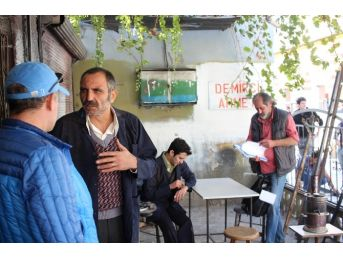 Memati Kozan'da Film Çeviriyor