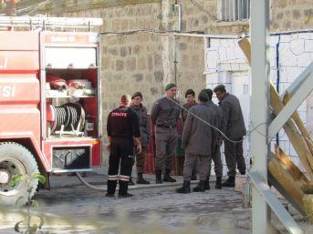Sandıklı Cezaevinde Yangın Tatbikatı