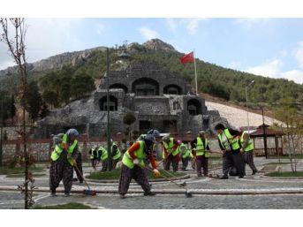 Amasya'da 3 Bin 300 Kişiye Typ İstihdamı