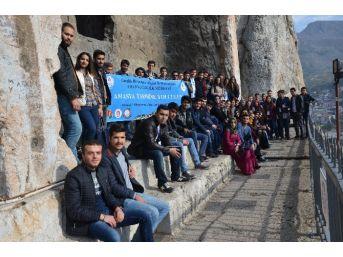 Üniversiteliler Amasya Tarihine Yolculuk Yaptı