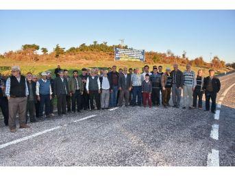 Dursunbey'in 41 Yıllık Yol Çilesi Bitti