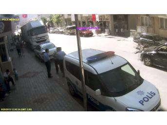 Sungurlu'daki Trafik Kazaları Mobese'de