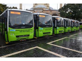 Otobüs Hatları İçin Protokol Hazırlandı