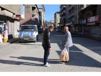 Yüksekova'daki Sokağa Çıkma Yasağı