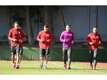 Galatasaray'da Atletıco Madrıd Mesaisi Başladı