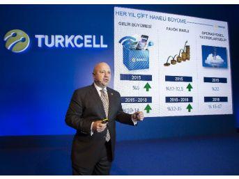 Turkcell 3 Yıllık Hedeflerini Açıkladı