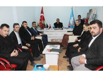 Ülkü Ocakları Başkanları, Taşköprü'de Toplandı
