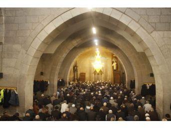 Kayseri'de 'terörün Hedef Aldığı Din: İslam' Hutbesi Okundu