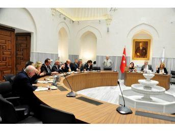 Kırkab-2 Toplantısı Yapıldı
