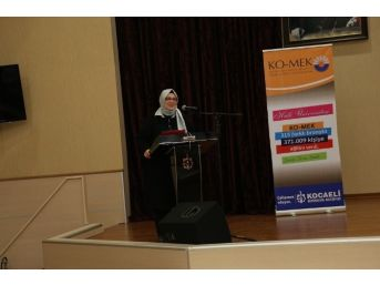 Ko-mek'te Aile Bütçe Yönetimi Ve Tasarruf Tedbirleri Anlatıldı