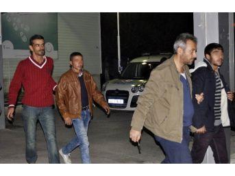 Otomobil İçerisinde Eroin Ve Esrar İle Yakalandılar