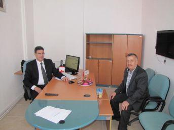 Hisarcık'ta Ziraat Bankasının 152. Yılı Kutlandı