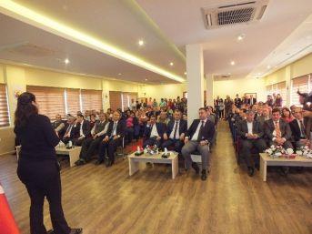 Tarsus'ta Girişimcilik Kursiyerleri Sertifikalarını Aldı