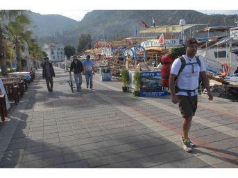Lösemili Çocuklar İçin Bin Kilometrelik Yürüyüş