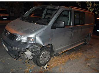 6 Yaşındaki Çocuk Trafik Kazasında Yaralandı