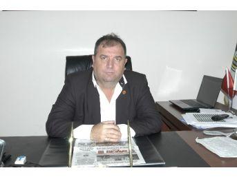 Malkara Belediyespor Başkanı Celal Yılmaz: