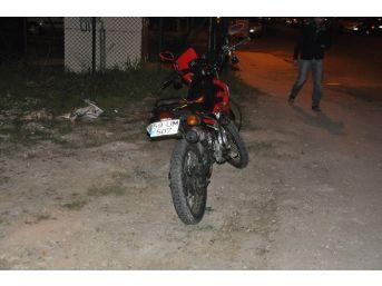 Tekirdağ'da Otomobil İle Motosiklet Çarpıştı: 1 Yaralı