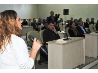 Tuşba Belediyesi Çalışanlarından Organ Bağışı