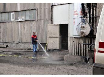 Yozgat Şeker Fabrikasında Patlama: 5 Yaralı