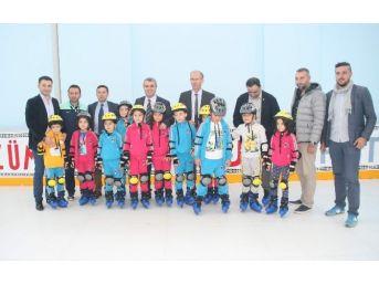 Yozgat'ta Buz Hokeyi Sporu Yaygınlaştırılacak