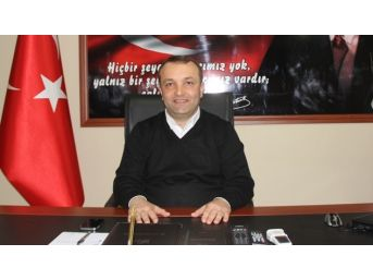 Alaplı Ticaret Ve Sanayi Odası Başkanı Ocak;