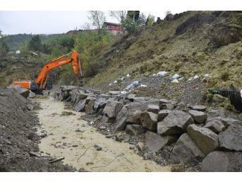 Orman Ve Su İşleri Bakanlığı, Zonguldak'ın Önemli Bir Problemini Çözüme Kavuşturuyor
